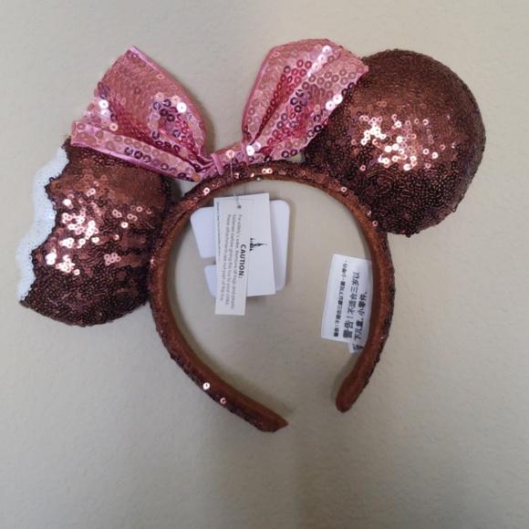 disney accessories 2018 parks minnie mouse ice cream ears poshmark